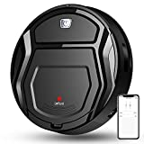 Lefant Robot Vacuum Cleaner, Auto Robotic Vacuums, Upgraded 6D Collision Sensor, 1800pa WiFi/App/Alexa, Self-Charging, Super Quiet Mini Cleaning Robot for Pet Hair, Hard Floor, Low Pile Carpets, M201