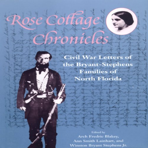 The Rose Cottage Chronicles audiobook cover art