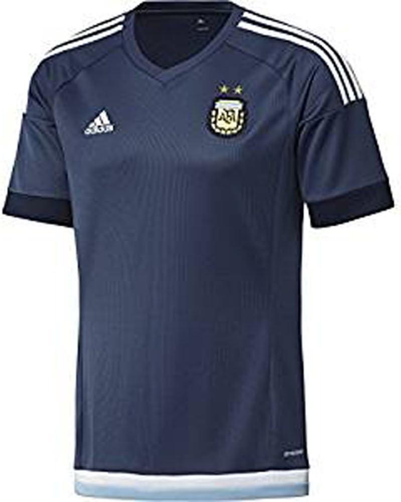 adidas Men's Argentina 15/16 Away Night Marine/White Jersey
