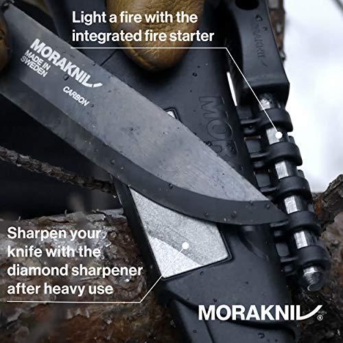 best bushcraft knife for the money