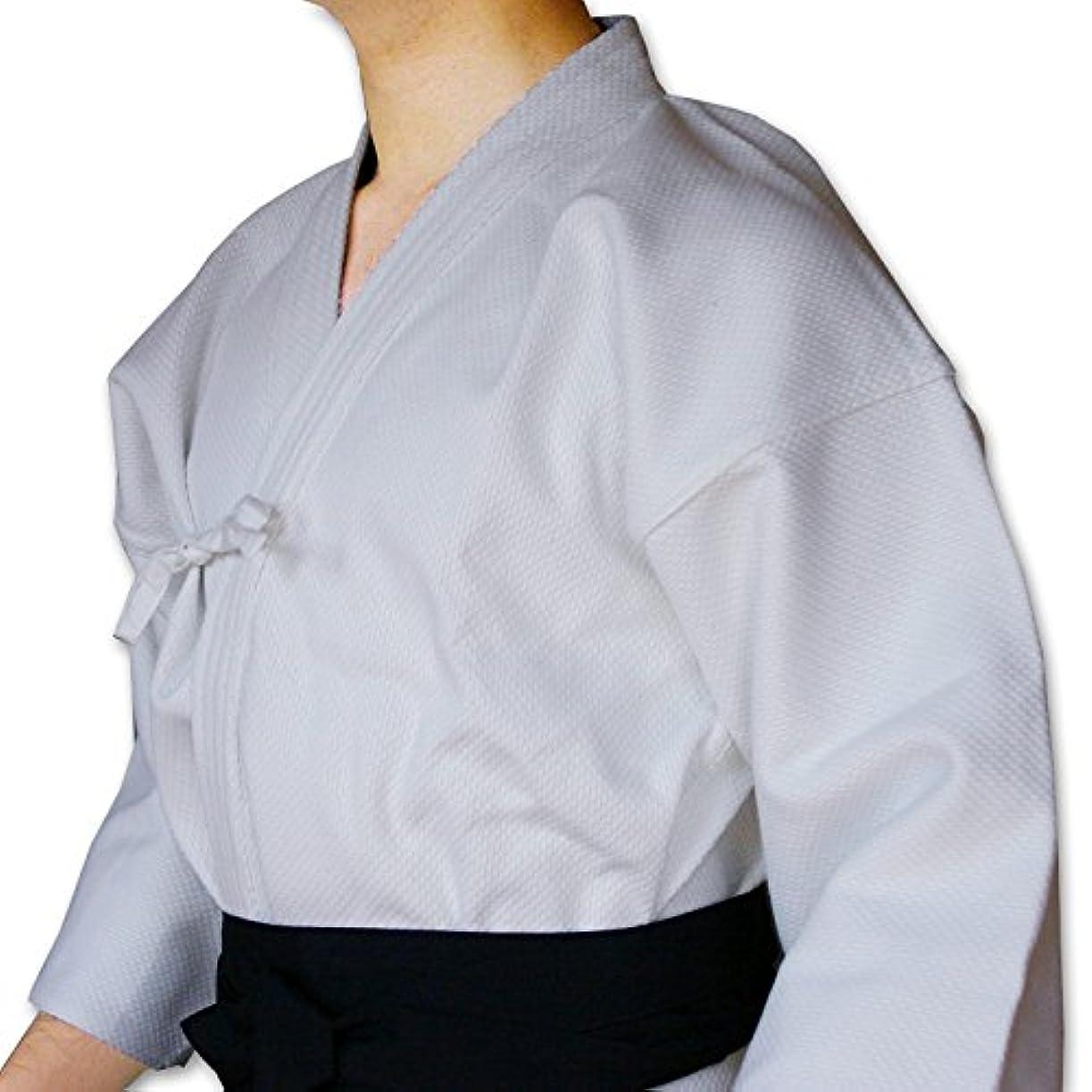 温室ラフレシアアルノルディ排他的剣道屋 白一重剣道着(上着)「綿100%」