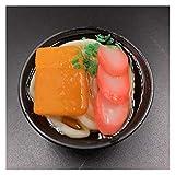 DONGMAISM 5 * 2.6cm Food Simulation Fridge Imanes Frigorífico Miniatura 3D Ramen DIY Magnético Refrigerador Pegatinas Decoración del hogar Accesorios (Color : Tofu Sausage Ramen)