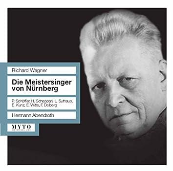Wagner: Die Meistersinger von Nürnberg (The Mastersingers of Nuremberg), WWV 96 [Live]