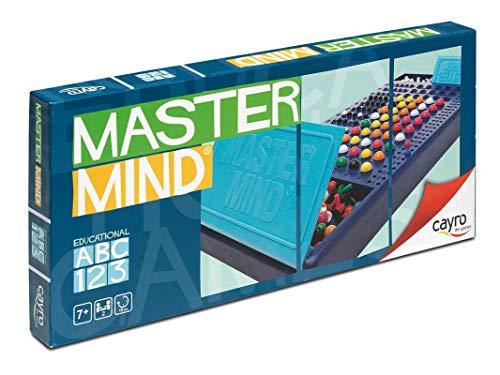 Cayro 946180 - Master Mind Spiel mit Farben