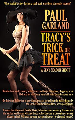Tracy's Trick or Treat: A Sexy Season Short (English Edition)