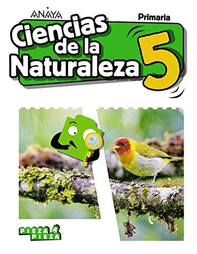 comprar Ciencias de la Naturaleza 5. (Pieza a Pieza)