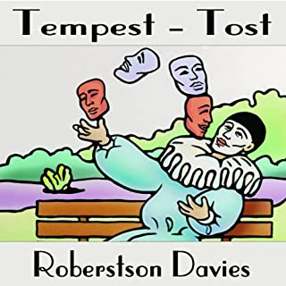 Tempest-tost     The Salterton Trilogy, Book 1              By:                                                                                                                                 Robertson Davies                               Narrated by:                                                                                                                                 Frederick Davidson                      Length: 9 hrs and 36 mins     85 ratings     Overall 4.0