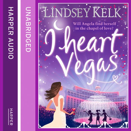 I Heart Vegas audiobook cover art