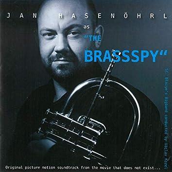 Jan Hasenöhrl As The Brassspy