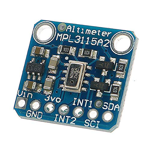 Kondensatoren MPL3115A2 IIC I2C Intelligent Temperaturdruckhöhe Sensor V2.0 Geekcreit for A-r-d-u-i-n-o - Produkte, DASS die Arbeit mit den Offiziellen A-r-d-u-i-n-o-Boards 3Pcs