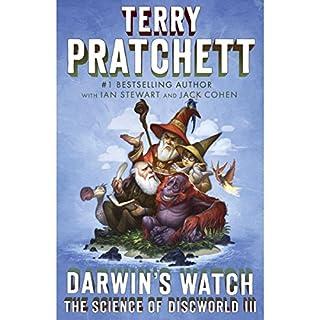 Darwin's Watch audiobook cover art