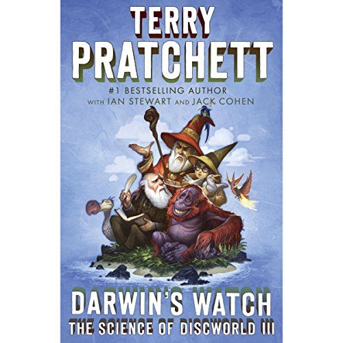 Darwin's Watch audiobook cover art