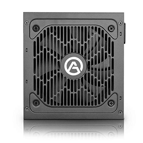 ARESGAME AGV 650 W 80+ Bronze Certified ATX Power Supply