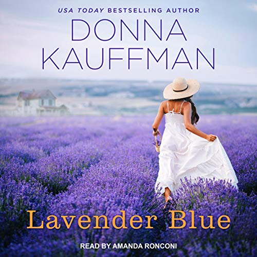 Lavender Blue Audiobook By Donna Kauffman cover art