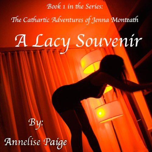A Lacy Souvenir audiobook cover art