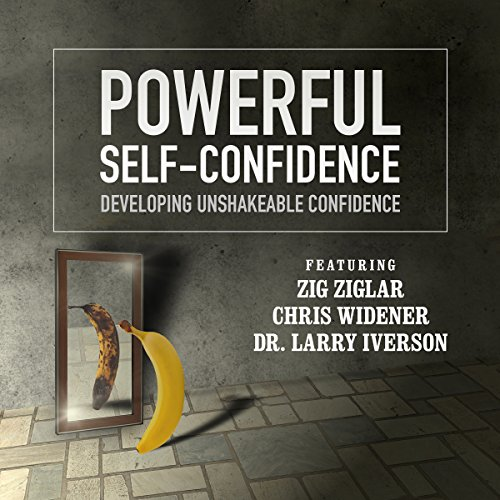 Powerful Self-Confidence  By  cover art