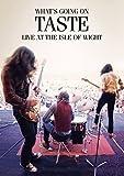 ホワッツ・ゴーイング・オン-テイスト ワイト島ライヴ 1970(...[Blu-ray/ブルーレイ]