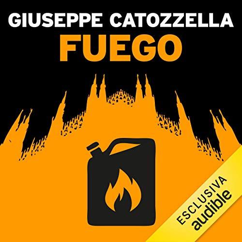Fuego audiobook cover art