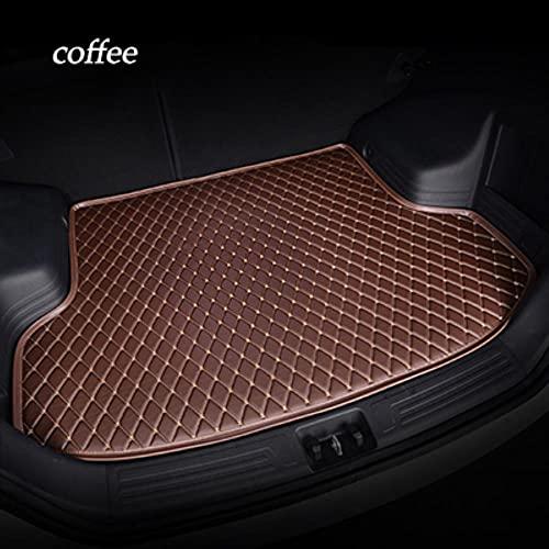 Kofferraummatte für Mercedes-Benz E-Klasse W212 W213 2015-2019 Kofferraumwanne Matte Ladekantenschutz Kofferraumschutz Autozubehör Zubehör-Kaffee