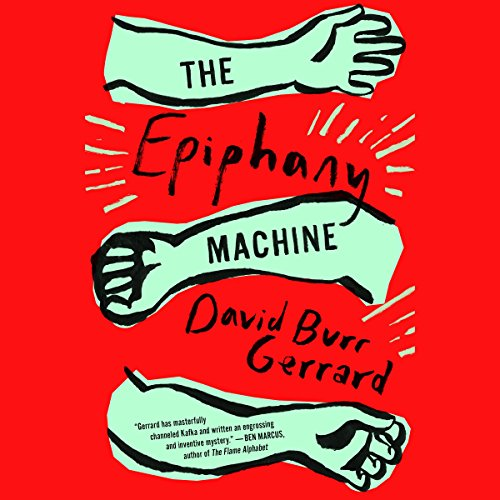 The Epiphany Machine cover art