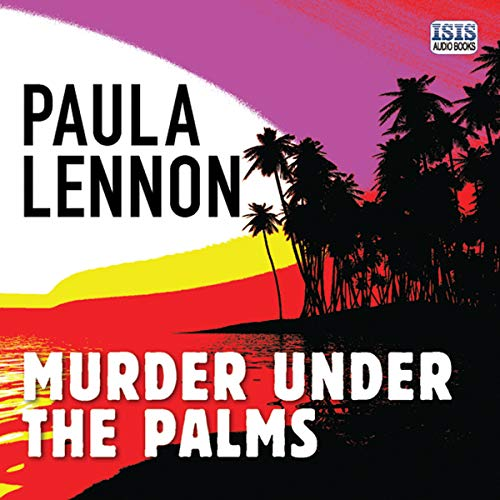 Couverture de Murder Under the Palms