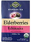 Organic Elderberries Echinacea Herbal Tea