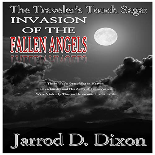Invasion of the Fallen Angels audiobook cover art