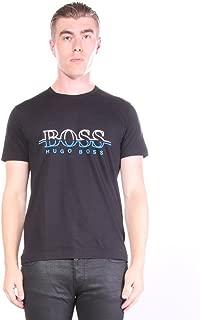 Hugo Boss Men's Tee 2 Shirt with Hb Artwork on Chest