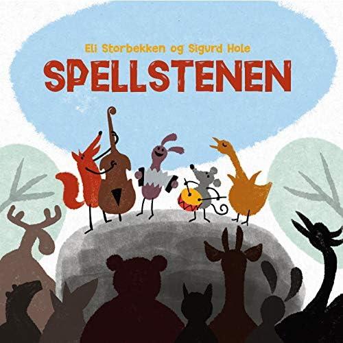Eli Storbekken feat. Frode Haltli, Terje Isungset & Sigurd Hole