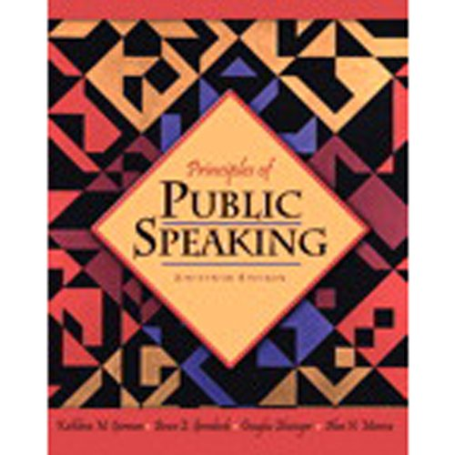 VangoNotes for Principles of Public Speaking, 16/e audiobook cover art