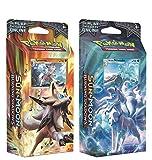 Pokemon POK81236'TCG sole e luna Burning ombre' Theme deck Game, Modelli assortiti, 1 pezzo