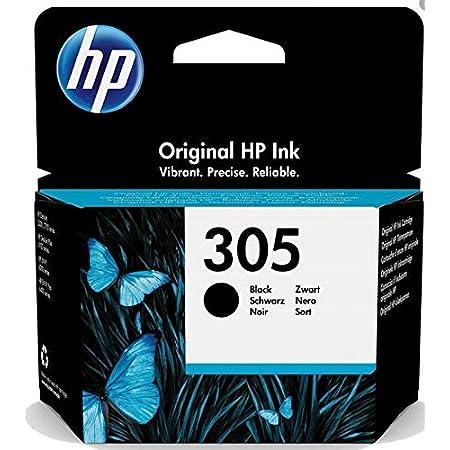 HP 305 3YM61AE, cartuccia originale di inchiostro, compatibile con stampanti a getto d'inchiostro HP DeskJet Serie 2700, 4100, Envy Serie 6020, 6030, 6420, 6430
