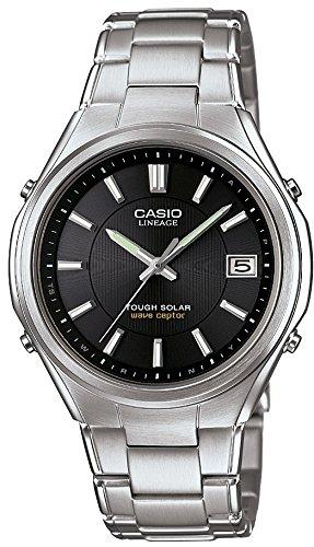 [カシオ] 腕時計 リニエージ 電波ソーラー LIW-120DEJ-1AJF シルバー