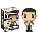 QToys Funko Pop! Twin Peaks #448 Dale Cooper Chibi...