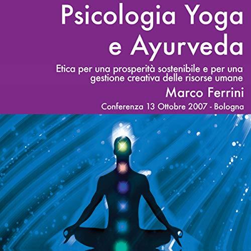 Psicologia Yoga e Ayurveda copertina