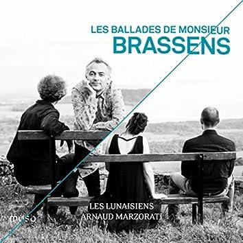 Les ballades de Monsieur Brassens