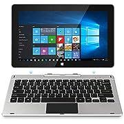 Jumper EZpad 6 Pro 2-in-1 11.6インチタッチスクリーンタブレットノートパソコン1920 * 1080 IPSディスプレイ64ビットクアッドコアQuad Core CPU 6GB RAM / ROM 64GB [Win10搭載] (6GRAM, 64G)