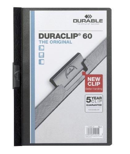 Durable 220901 Klemm-Mappe Duraclip...