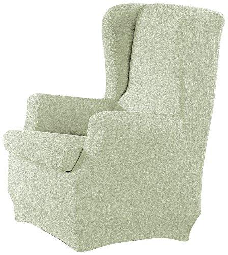 Eysa F818310 Cubierta Sillón Dam para Modelo Wing Chair,  color crudo