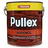 ADLER Pullex Bodenöl 2.5l Java Bangkirai Öl Holzöl für Terrasse Holzschutz