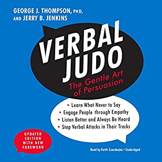Verbal Judo, Updated Edition cover art