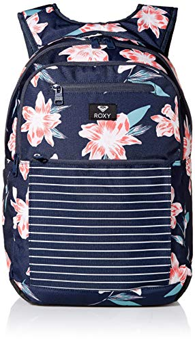 Roxy Women's Here You are Backpack, Mood Indigo F Tandem, 1SZ
