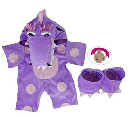 Build your Bears Wardrobe Construire Votre Ours Armoire 38,1 cm Vêtements pour Construire Un Ours Petit Dragon Costume