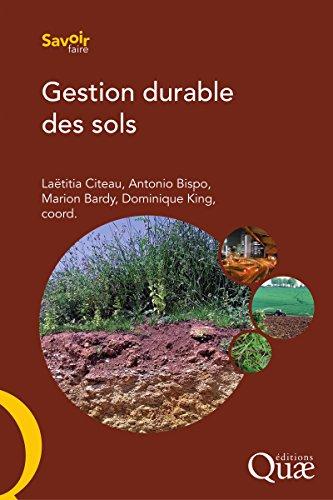 Gestion durable des sols (Savoir faire)