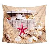 nobranded Toalla de Playa Tapiz de impresión Digital Imagen Colgante Mantel Playa Fondo Dormitorio Dormitorio cabecero Tapiz