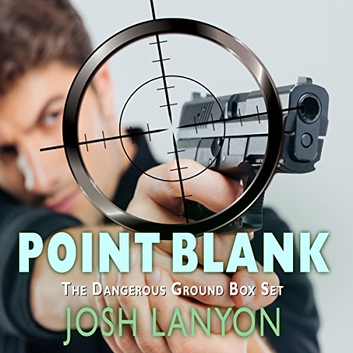 Couverture de Point Blank: Five Dangerous Ground Novellas