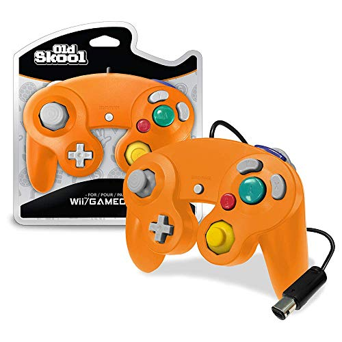 Old Skool Controller Compatible with Gamecube/Wii...