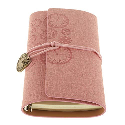1 und Cuadernos de Notas Taladros Perforadoras de Papel Blocs para Gráficos Datos Formularios Registros Manuscritos - Rosado