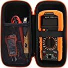 khanka Hard Storage Case for Klein Tools 69149 Multimeter Test /Voltage Outlet Tester Kit