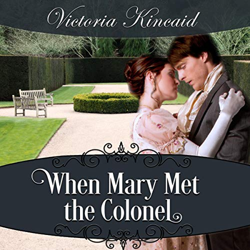 When Mary Met the Colonel audiobook cover art